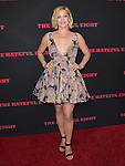 Zoe Bell at The Weinstein L.A. Premiere of The Hateful Eight held at The Arclight Theatre in Hollywood, California on December 07,2015                                                                   Copyright 2015 Hollywood Press Agency