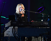 HOLLYWOOD FL - NOVEMBER 11: Christine McVie of Buckingham McVie performs at Hard Rock Live held at the Seminole Hard Rock Hotel & Casino on November 11, 2017 in Hollywood, Florida. : Credit Larry Marano © 2017