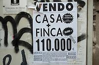 Walking in Madrid, Vendo Casa y FInca