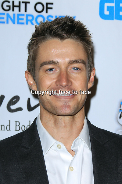 BEVERLY HILLS, CA - SEPTEMBER 06: Robert Buckley at Generosity Water's 5th Annual Night of Generosity Benefit at the Beverly Hills Hotel on September 6, 2013 in Beverly Hills, California. Credit: mpi28/MediaPunch Inc.<br />