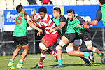 NELSON, NEW ZEALAND - JULY 20: Nelson Div 1 Final WOB v Marist on July 20 at Trafalgar Park 2019 in Nelson, New Zealand. (Photo by: Evan Barnes Shuttersport Limited)