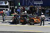 IMSA WeatherTech SportsCar Championship<br /> AMERICA'S TIRE 250<br /> Mazda Raceway Laguna Seca<br /> Monterey, CA USA<br /> Saturday 24 September 2017<br /> 86, Acura, Acura NSX, GTD, Oswaldo Negri Jr., Jeff Segal pit stop<br /> World Copyright: Richard Dole<br /> LAT Images<br /> ref: Digital Image RD_LS_17_361