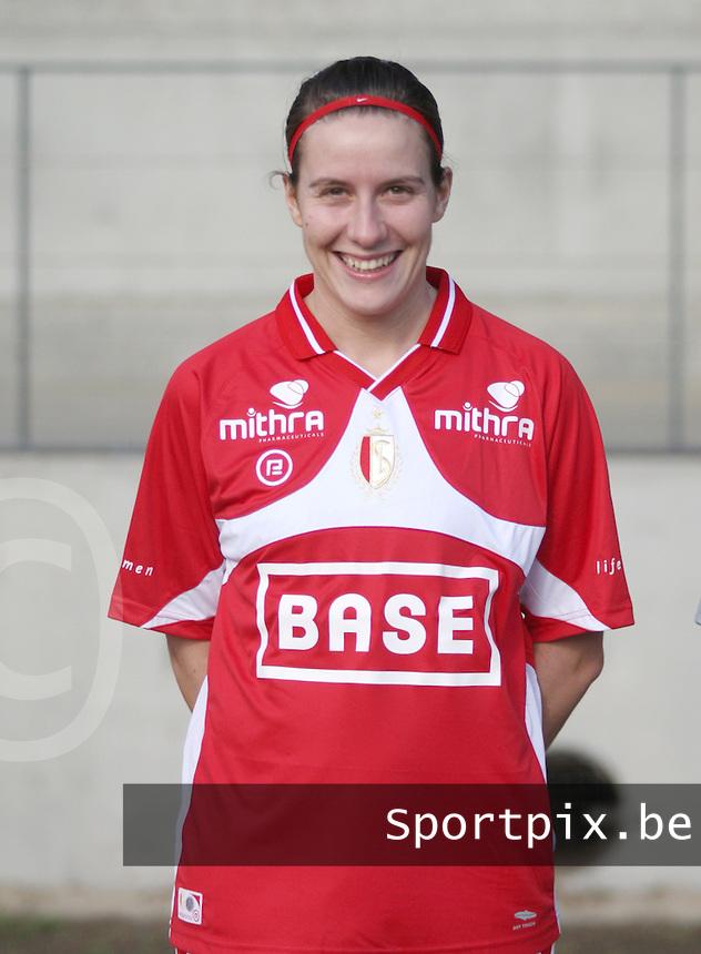 Standard Femina de Liege : Elke Meers.foto Paul Dijkmans / Vrouwenteam.be / LOFT6.be