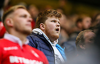 Nottingham Forest look on in disbelief as their side have a goal ruled out<br /> <br /> Photographer Alex Dodd/CameraSport<br /> <br /> The EFL Sky Bet Championship - Preston North End v Nottingham Forest - Saturday 16th February 2019 - Deepdale Stadium - Preston<br /> <br /> World Copyright © 2019 CameraSport. All rights reserved. 43 Linden Ave. Countesthorpe. Leicester. England. LE8 5PG - Tel: +44 (0) 116 277 4147 - admin@camerasport.com - www.camerasport.com