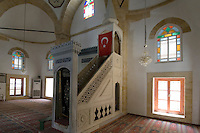 Nordzypern, Arab Achmet Moschee in Nicosia (Lefkosa)