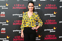 Alicia Sanz attend the Premiere of the movie &quot;El club de los incomprendidos&quot; at callao Cinema in Madrid, Spain. December 1, 2014. (ALTERPHOTOS/Carlos Dafonte) /NortePhoto<br />