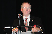 DC United President and Chief Executive Officer Kevin J. Payne.   At the 6th Annual DC United Awards Presentation ,at the Atlas Performing Arts Center in Washington DC ,Wednesday October 27, 2009.