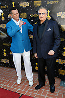 LOS ANGELES - JUN 28:  Bruce Campbel, Lee Majorsl at the 43rd Annual Saturn Awards - Arrivals at the The Castawa on June 28, 2017 in Burbank, CA