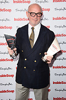 Connor McIntyre at the Inside Soap Awards 2017 held at the Hippodrome, Leicester Square, London, UK. <br /> 06 November  2017<br /> Picture: Steve Vas/Featureflash/SilverHub 0208 004 5359 sales@silverhubmedia.com