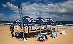 St Kilda Festival 12/2/17<br /> Beach Netball<br /> <br /> <br /> <br /> <br /> Photo: Grant Treeby