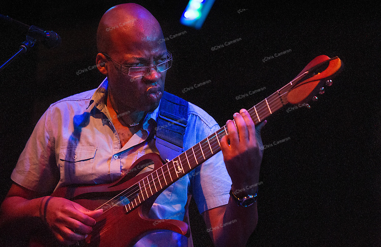 Lionel Loueke with Jeff Ballard Trio at Performance Works, June 26, 2014 TD Vancouver International Jazz Festival