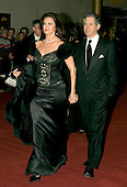 Lynda Carter and her husband, Washington, D.C. attorney Robert Altman, arrive for the 2005 Kennedy Center Honors taping at the John F. Kennedy Center for the Performing Arts in Washington, D.C. on Sunday, December 4, 2005. The 2005 honorees are Tony Bennett, Suzanne Farrell, Julie Harris, Robert Redford, and Tina Turner..Credit: Ron Sachs / CNP
