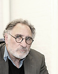 Judd Hirsch in rehearsal for 'Freud's Last Session'. Judd Hirsch as Sigmund Freud and Tom Cavanagh as C. S. Lewis under the direction of Tyler Marchant at the Davenport Studios in New York City on December 17, 2012