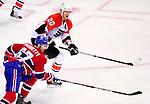 7 December 2009: Philadelphia Flyers' defenseman Chris Pronger in action against the Montreal Canadiens at the Bell Centre in Montreal, Quebec, Canada. The Canadiens defeated the Flyers 3-1. Mandatory Credit: Ed Wolfstein Photo