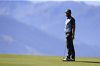 Andy Sullivan (ENG) on the 7th green during Saturday's Round 3 of the 2018 Omega European Masters, held at the Golf Club Crans-Sur-Sierre, Crans Montana, Switzerland. 8th September 2018.<br /> Picture: Eoin Clarke | Golffile<br /> <br /> <br /> All photos usage must carry mandatory copyright credit (&copy; Golffile | Eoin Clarke)