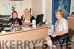 Ballybunion Tourist Office: Patricia O'Connor, Trcey Kelly Mary O'Grady.