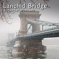 Lanchid Chain Bridge | Lanchid Budapest Pictures, Photos & Images