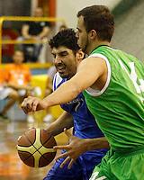 PALLACANESTRO MEMORIAL ERRICO 2012.NAPOLI BASKETBALL.NELLA FOTO        MARCO ALLEGRETTI.FOTO CIRO DE LUCA