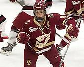 Dana Trivigno (BC - 8) - The visiting Boston College Eagles defeated the Harvard University Crimson 2-0 on Tuesday, January 19, 2016, at Bright-Landry Hockey Center in Boston, Massachusetts.