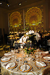 "One of the tables at ""Modern"" the  Museum of Fine Arts Houston's Grand Gala Ball  Friday Oct. 12,2012.(Dave Rossman photo)"