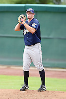 Tyler Thornburg - Helena Brewers, 2010 Pioneer League.Photo by:  Bill Mitchell/Four Seam Images..