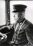 Undated - Isoroku Yamamoto, Japanese Naval Marshal General and the commander-in-chief of the Combined Fleet during World War II, masterminded a surprise attack on Pearl Harbor, commencing hostilities against the United States on December 7, 1941. Yamamoto died on April 18, 1944 when his plane was shot down by American P-38s near Bougainville in the Solomon Islands. Undated photo shows Yamamoto taking command in the bridge of the flag ship Nagato. (Photo by Kingendai Photo Library/AFLO) JQM