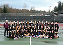 2016-2017 South Kitsap Girls Tennis