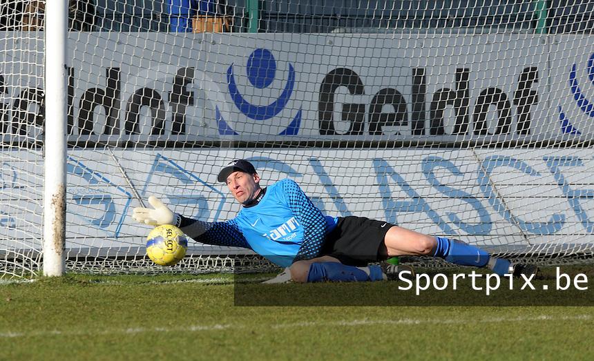 FC Langemark : Davy Vercruysse.foto VDB / BART VANDENBROUCKE