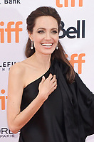 11 September 2017 - Toronto, Ontario Canada - Angelina Jolie. 2017 Toronto International Film Festival - &quot;First They Killed My Father&quot; Premiere held at Princess of Wales Theatre. <br /> CAP/ADM/BPC<br /> &copy;BPC/ADM/Capital Pictures