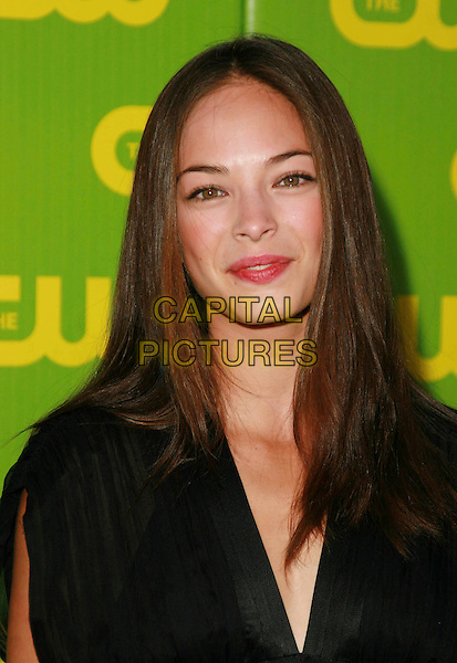 KRISTIN KREUK.The CW Network Launch Party held at Warner Bros. Studios Main Lot, Burbank, California, USA,.18 September 2006..portrait headshot kristen.Ref: ADM/CH.www.capitalpictures.com.sales@capitalpictures.com.©Charles Harris/AdMedia/Capital Pictures.
