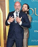 """13 February 2020 - Los Angeles, California - Graham McTavish, Richard Rankin. """"Outlander"""" Season 5 Los Angeles Premiere held at the Hollywood Palladium. Photo Credit: Birdie Thompson/AdMedia"""