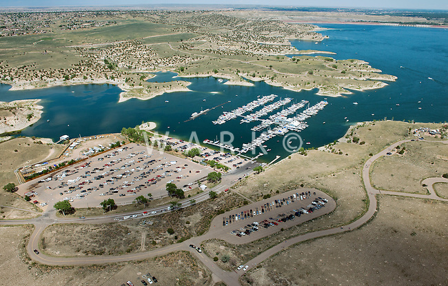 North Shore Marina at Lake Pueblo, Colorado. June 2014. 84561