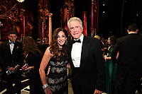 Warren Beatty and guest during the live ABC Telecast of the 90th Oscars&reg; at the Dolby&reg; Theatre in Hollywood, CA on Sunday, March 4, 2018.<br /> *Editorial Use Only*<br /> CAP/PLF/AMPAS<br /> Supplied by Capital Pictures