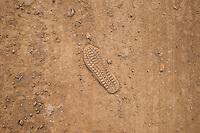 Shoe Tread in Jing Jin New Town, China.  © LAN