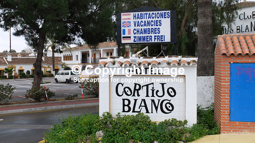Hotel Cortijo Blanco, San Pedro de Alcantara, Marbella, Spain, February, 2015, 201502070443<br /> <br /> Copyright Image from Victor Patterson, 54 Dorchester Park, Belfast, UK, BT9 6RJ<br /> <br /> t: +44 28 9066 1296<br /> m: +44 7802 353836<br /> vm +44 20 8816 7153<br /> <br /> e1: victorpatterson@me.com<br /> e2: victorpatterson@gmail.com<br /> <br /> www.victorpatterson.com<br /> <br /> IMPORTANT: Please see my Terms and Conditions of Use at www.victorpatterson.com