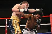 Lee Purdy vs Leonard Lothian at the  Norwich Showground, Norwich 28th February 2009