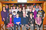 Well known Tralee man Michael O'Connor, Poulawaddra (seated centre) had a very enjoyable 55th birthday in Stokers Lodge, Tralee, last Saturday night with his wife Catherine, mother Mary, mother-in-law Catherine O'Connor Snr with many friends and family also.