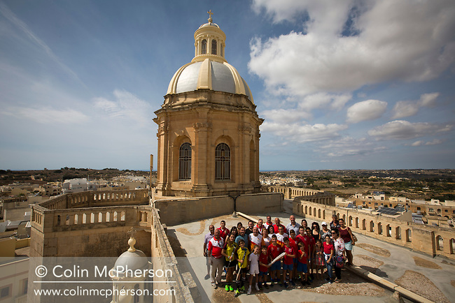 The Queen's Baton Relay spent its last full day in Malta where it took part in a variety of events there and on the neighbouring island of Gozo. This Queen's Baton Relay will engage with all 70 nations and territories of the Commonwealth, over 388 days and cover 230,000km. It will be the longest Relay in Commonwealth Games history, finishing at the Opening Ceremony on the Gold Coast on 4th April 2018.