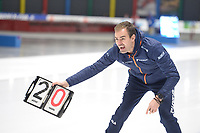 SPEEDSKATING: 09-12-2018, Tomaszów Mazowiecki (POL), ISU World Cup Arena Lodowa, Wouter olde Heuvel, photo Martin de Jong