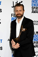 LOS ANGELES - FEB 8:  Jarin Blaschke at the 2020 Film Independent Spirit Awards at the Beach on February 8, 2020 in Santa Monica, CA