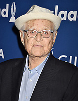 BEVERLY HILLS, CA - APRIL 12: Writer/producer Norman Lear attends the 29th Annual GLAAD Media Awards at The Beverly Hilton Hotel on April 12, 2018 in Beverly Hills, California.<br /> CAP/ROT/TM<br /> &copy;TM/ROT/Capital Pictures