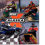 World Snowmobile Association, Cover Alaska Program Guide