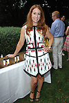Anna Roth Milner==<br /> LAXART 5th Annual Garden Party Presented by Tory Burch==<br /> Private Residence, Beverly Hills, CA==<br /> August 3, 2014==<br /> &copy;LAXART==<br /> Photo: DAVID CROTTY/Laxart.com==