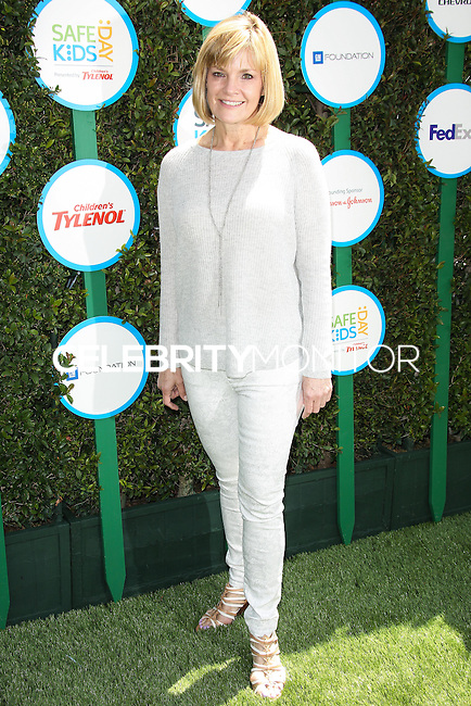 WEST HOLLYWOOD, CA, USA - APRIL 05: Kate Carr at the Safe Kids Day Event 2014 -  Los Angeles held at The Lot on April 5, 2014 in West Hollywood, California, United States. (Photo by Celebrity Monitor)