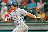 15 Aug 2007:  Charlie Yarbrough of the Lakewood BlueClaws, Class A affiliate of the Philadelphia Phillies, in a game against the Greenville Drive at West End Field in Greenville, S.C. Photo by:  Tom Priddy/Four Seam Images
