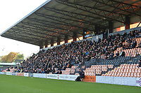 Barnet fans during Barnet vs Bristol Rovers, Emirates FA Cup Football at the Hive Stadium on 11th November 2018