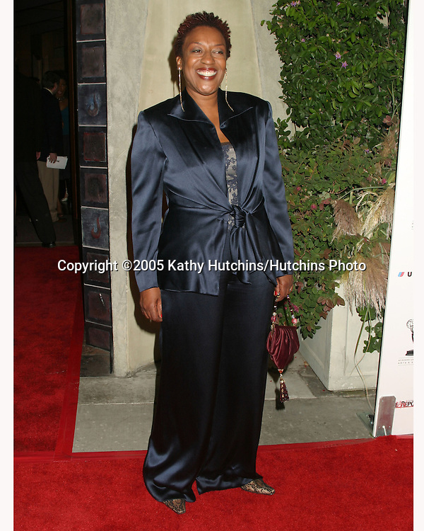 CCH Pounder.Emmy Performing Talent Nominee Reception.Spago Resturant.Beverly HIlls, CA.September 17, 2005.©2005 Kathy Hutchins / Hutchins Photo