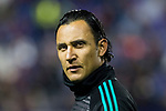 Goalkeeper Keylor Navas of Real Madrid in training prior to the La Liga 2017-18 match between Levante UD and Real Madrid at Estadio Ciutat de Valencia on 03 February 2018 in Valencia, Spain. Photo by Maria Jose Segovia Carmona / Power Sport Images