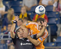 New England Revolution vs Houston Dynamo August 17 2011
