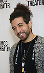 """Heath Saunders attends the Photo Call for the MCC Theater's World Premiere production of """"Alice by Heart"""" at the New 42nd Street Studios on December 17, 2018 in New York City."""